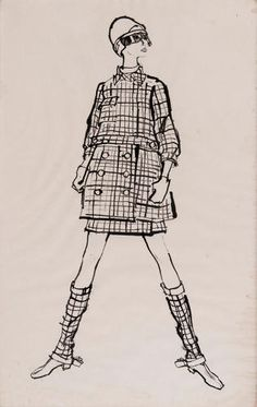 15 | 21 Illustrations Of Fashion's Finest, From Dior To Pucci | Co.Design | business + design
