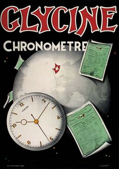 Vintage Watch Ads and Posters on Pinterest | Vintage ...