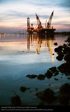 Foto 'Hafen Hoek van Holland' von 'birdys'