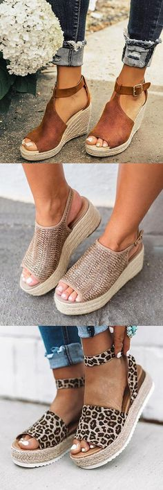 GiftHerShoes offers a wide selection of trendy fashion style women's shoes, clothing. Affordable prices on new shoes, tops, dresses, outerwear and more. Summer Fashion Outfits, Boho Outfits, Spring Summer Fashion, Fashion Dresses, Funky Shoes, New Shoes, All About Fashion, Passion For Fashion, Summer Shoes