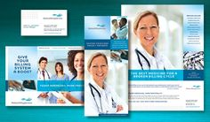 Reform Your Medical & Healthcare Billing Marketing Materials with Professional Graphic Designs