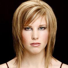 Gorgeous Women Short Hairstyles 2015