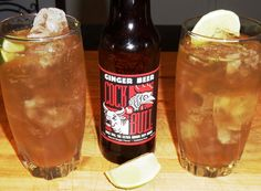 Sandra's Recipes - Alaska: Moscow Mule Cocktail Hour with Cock 'n Bull Ginger Beer...(click on photo for recipe ;)