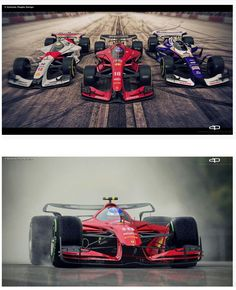 Protótipo F1 2025 #ferrari #mclaren #williams
