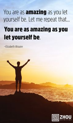 Always remember... you are AMAZING!