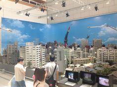SFX museum  #japan #tokyo #eva #Ghibli