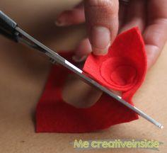 Segnaposto floreale: Step 3, Floral placeholder card: Step 3