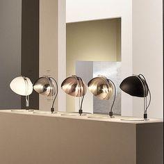 VP4 FLOWERPOT &tradition Table Lamp