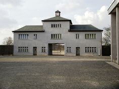 Sachsenhausen Concentration Camp, Oranienburg