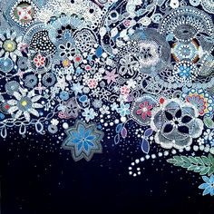 """""""Through the Lace"""" by Starla Halfmann"""