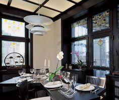 Art Nouveau Home Decoration Ideas Spiced with Indonesian Handicraft