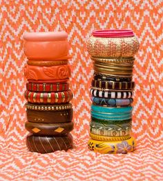 the bangle stack