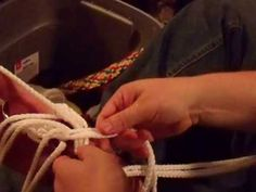 How To Interlace Braid Belt