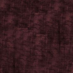 Jaclyn Smith Upholstery Velvet Plum from @fabricdotcom  The rich, opulent color and sheen of this luxurious velvet will add sophistication to any home decor style. Its structural styling characteristics (has a polyester backing) and durability are great for some window treatments, accent pillows, upholstering headboards, furniture, ottomans and more. This fabric has 40,000 double rubs.