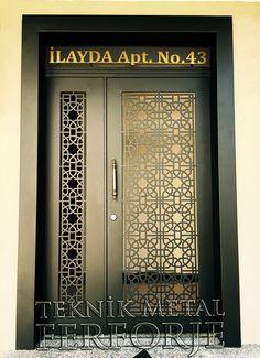 Steel Gate Design, House Gate Design, Door Gate Design, Room Door Design, Door Design Interior, Wooden Front Door Design, Main Entrance Door Design, Decorative Metal Screen, Wrought Iron Doors