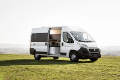 Vanlife Concept Camper injects the Ducato with style and purpose Vw Transporter Van, Camper, Shower Plumbing, Fiat Ducato, Vw Crafter, Der Bus, All Terrain Tyres, Wall Trim, Portable Toilet