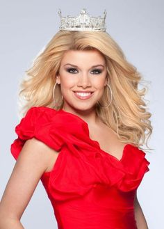 Teresa Scanlan, Miss America 2011, competed in the Miss World America 2015 pageant placing 1st runner up as Miss Nebraska World.  She is the only former Miss America to go on and compete in another pageant system AFTER her year of service as Miss America