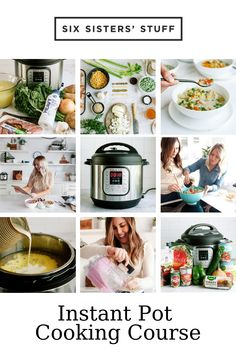 Instant Pressure Cooker, Instant Cooker, Slow Cooker Pressure Cooker, Pressure Cooking, Instant Pot Pasta Recipe, Best Instant Pot Recipe, Instant Recipes, Instant Pot Dinner Recipes, Cooking Courses