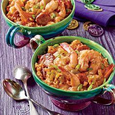 Shrimp-and-Sausage Jambalaya - 25 Top-Rated Coastal Living Recipes - Coastal Living