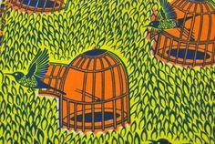 Ankara Fabric African Fabric per YardAfrican Wax by SuomiiFabrics