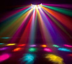 light up the dance floor