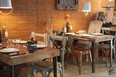 """""""Es fácil llegar, lo difícil es irte..."""" Marrón Cocina Galería... hecho en Orizaba, Veracruz"""