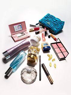 Beauty Snoop:  Kimora Lee Simmons' Makeup Bag