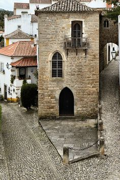 Óbidos, Portugal posted by Jorge Cardoso Visit Portugal, Spain And Portugal, Portugal Travel, Oh The Places You'll Go, Places To Travel, Places To Visit, Beautiful World, Beautiful Places, Travel Around The World
