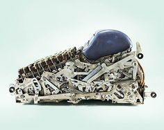 itscolossal: The Inner Workings of Antique Calculators...