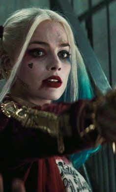 suicide squad and harley quinn εικόνα