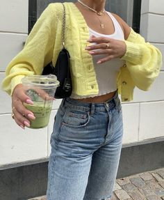 Indie Outfits, Teen Fashion Outfits, Retro Outfits, Cute Casual Outfits, Look Fashion, Summer Outfits, Spring Fashion, Fashion Ideas, Fashion Tips