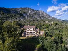 Finca Frölich in Mallorca #villa #holiday