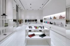 Professional retail and interior design, material and lighting blog.