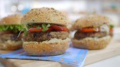 Végé-burgers aux haricots noirs   Cuisine futée, parents pressés