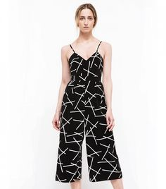 Need Supply Co. Power Trip Jumpsuit // Printed jumpsuit