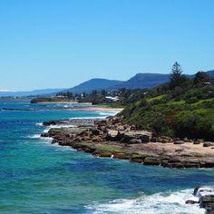 Nest Emporium. Wombarra, Scarborough. Illawarra. New South Wales, South Coast. Wollongong. Grand Pacific Drive. Australia