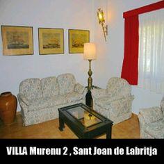 Villas à Murenu