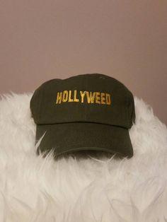 4990a06c42338 Hollyweed Dad Cap Hat