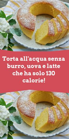 Sweets Recipes, Healthy Dinner Recipes, Keto Recipes, Vegetarian Recipes, Desserts, My Favorite Food, Favorite Recipes, Chiffon Cake, Pinterest Recipes