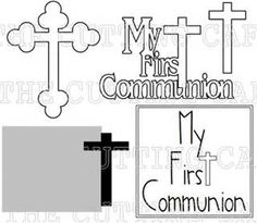 More Than 40 First Communion Banner Examples | First Communion ...