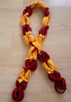 Game Day T-shirt Scarf #USC #Trojans