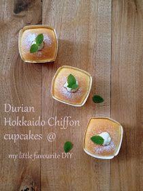 my little favourite DIY: Hokkaido Chiffon cupcakes 北海道戚风杯子蛋糕~ Asian Desserts, Just Desserts, Fig Recipes, Cooking Recipes, Hokkaido Cake, Durian Recipe, Japanese Cotton Cheesecake, Molten Cake, Japanese Cake