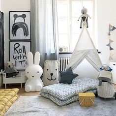 Good morning lovelies!! Some gorgeous playroom inspo to start this Sunday featuring our Luggy basket, Piki basket, Bear storage sack and Lucky Boy Sunday dolls. You can shop all these goodies plus loads more in our store now. Website link in our bio. Gorgeous pic via @tinkabell00