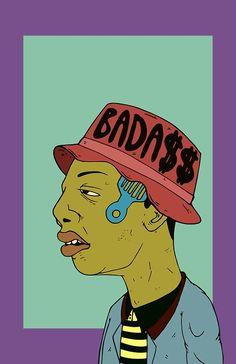 JOEY BADA$$ Joey Badass 1999, East Coast Hip Hop, New School Hip Hop, Rap God, Music Magazines, James Brown, Hip Hop Artists, Creative Skills, Hip Hop Rap