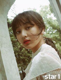 Jihyo (Twice) - Magazine June Issue Kpop Girl Groups, Korean Girl Groups, Kpop Girls, Extended Play, Nayeon, Girl Day, My Girl, Twice Photoshoot, Jihyo Twice