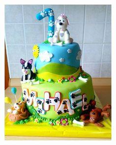 Torta sa psićima