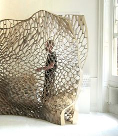 Honeycomb Morphologies | MA dissertation in Emergent Technologies and Design at the Architectural Association