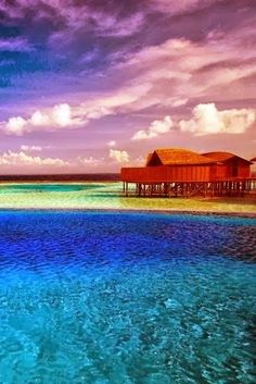 Lily Beach Resort in the Maldives - Luxury travel