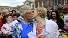 Ireland has become the first country to approve same-sex marriage by a popular vote