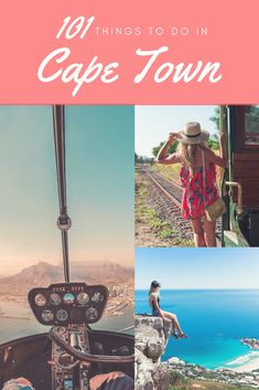 If you are looking fo something to do in Cape Town this is your ultimate guide of 101 things to do in Cape Town if you are a local or tourist!